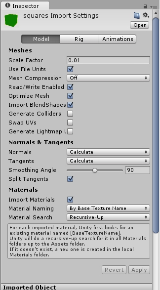 Unity3D cube outline toon shader solution