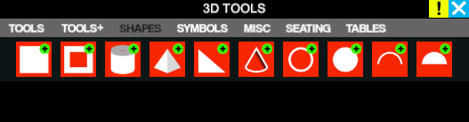 3dtoolsshapes